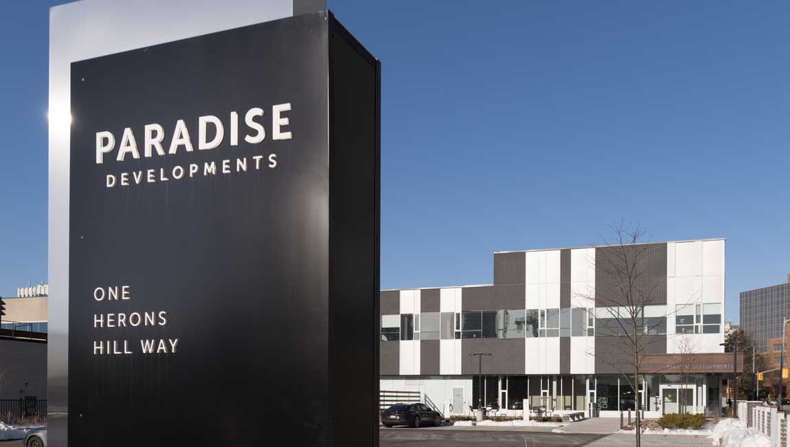 Paradise Developments -