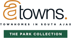 A Towns, a Selection of Townhomes in South Ajax - Logo