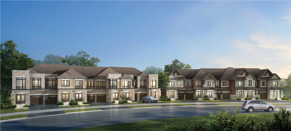 COMING SOON URBAN & TERRACE TOWNHOMES