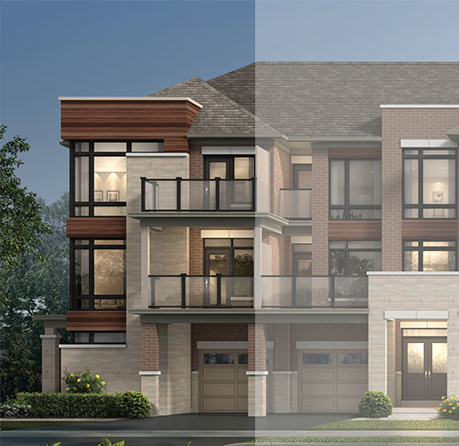 THE LAMBTON, Elevation 1