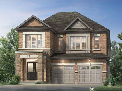 The AMHERST detached Homes - Paradise Developments
