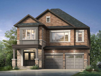 The CROMWELL MOD detached Homes - Paradise Developments