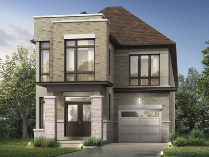The IVORY detached Homes - Paradise Developments