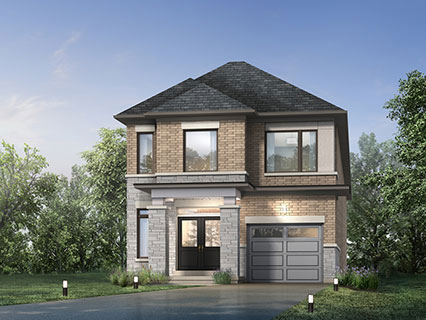 The Acadian detached Homes - Paradise Developments