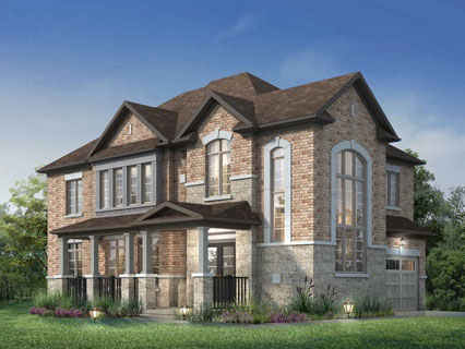 The Baywest (corner) detached Homes - Paradise Developments