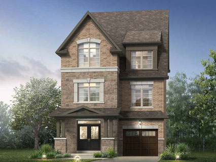 The Kendall detached Homes - Paradise Developments